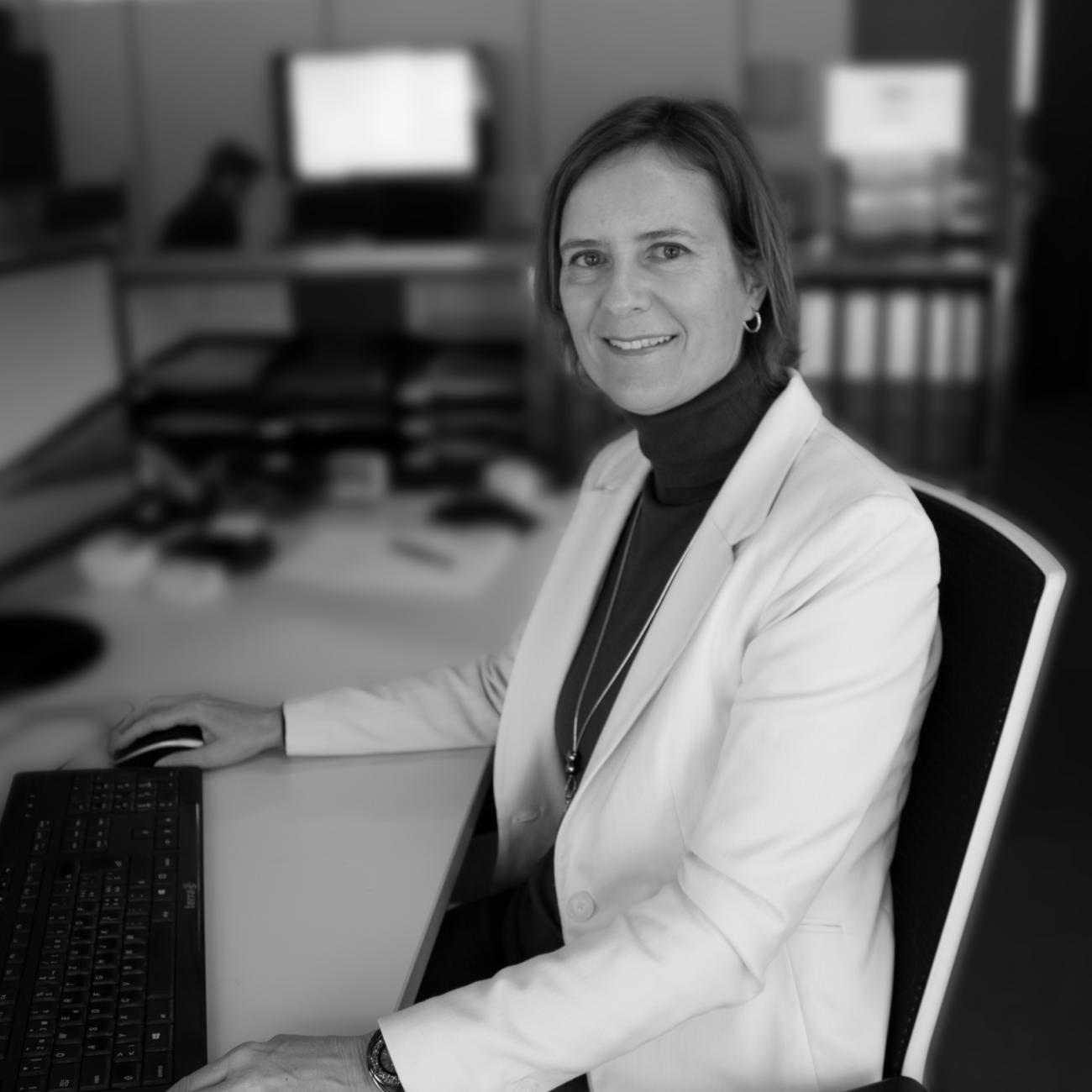 Jacqueline Hirt-Bloch HR-Managerin