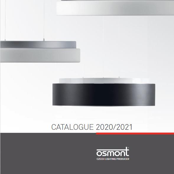 osmont Deckblatt Katalog 2020 2021