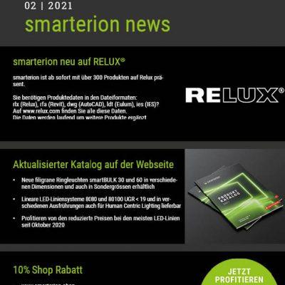 Newsletter smarterion 02/2021